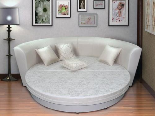 круглый диван кровать смайл в перми недорого купить с доставкой за